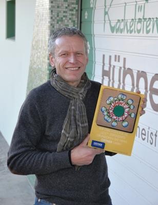 Inhabender Gründer & Geschäftsführer - Reinhard Hübner